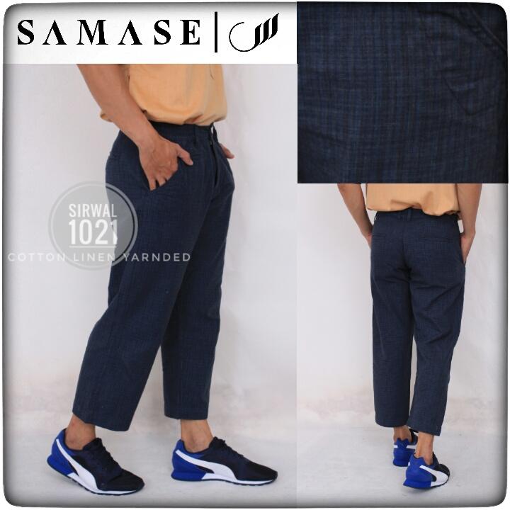 Celana Formal Pria Samase 1021-02