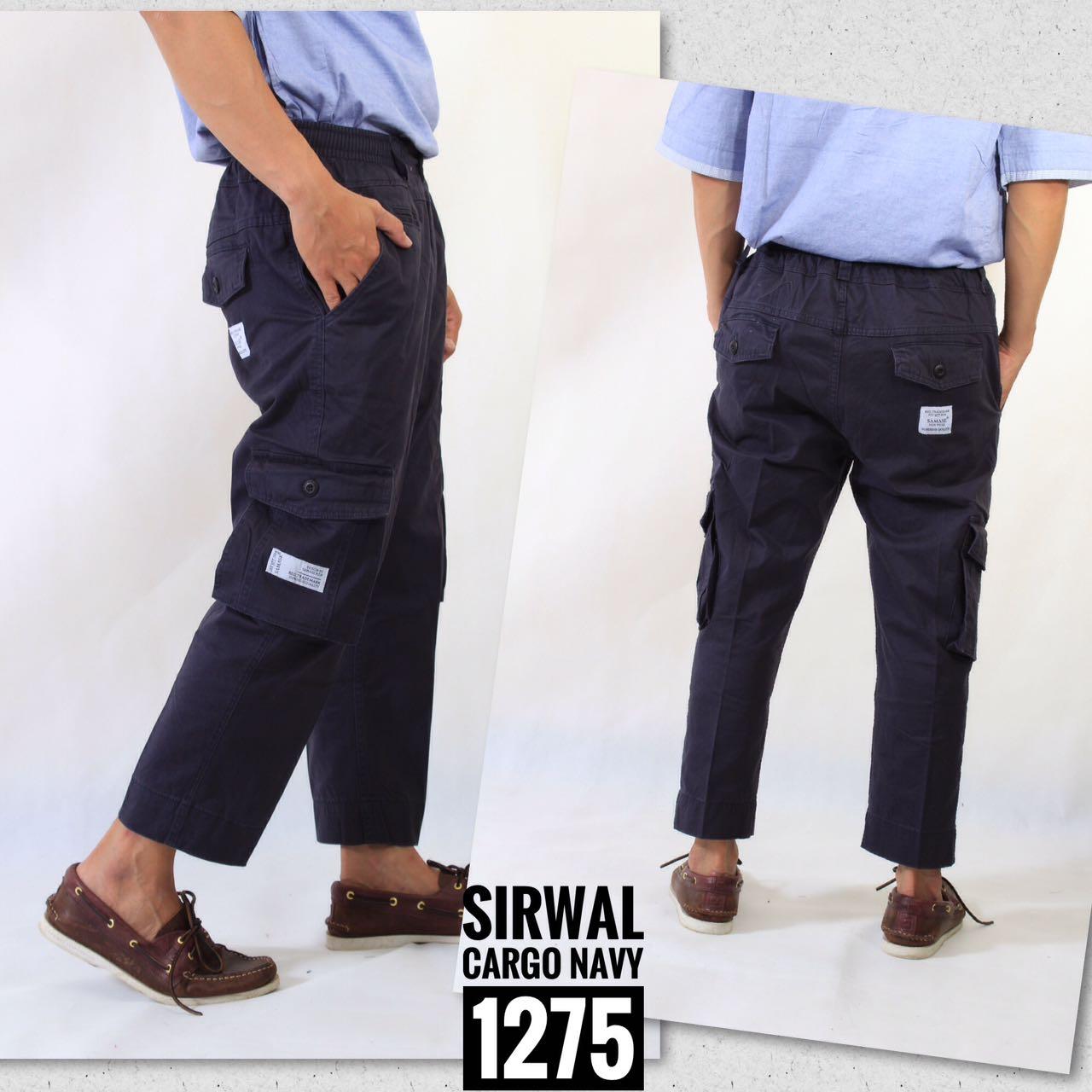 Celana Sirwal Samase 1275-03