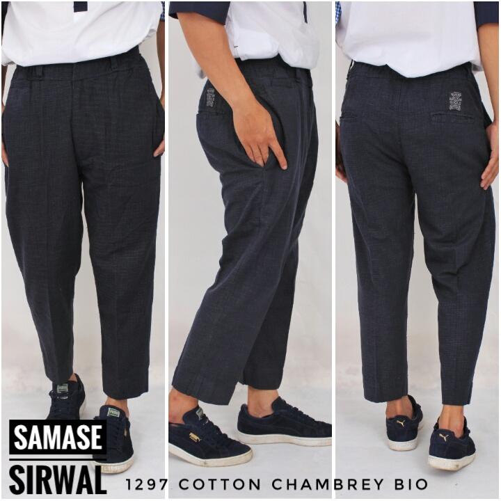 Celana Formal  Samase 1297-01