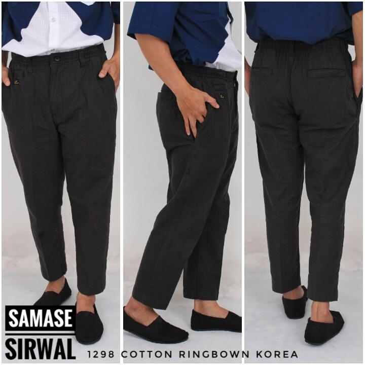 Celana Formal Samase 1298-02