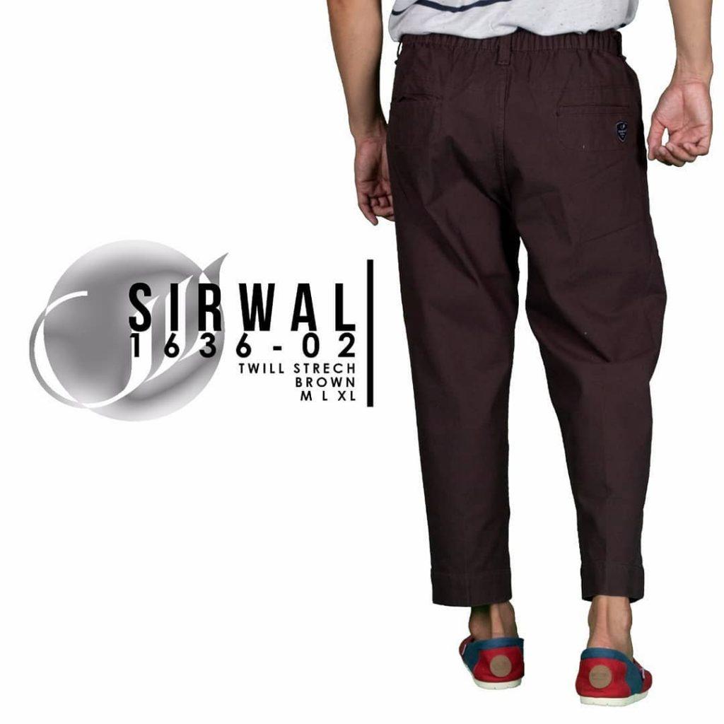 Celana Sirwal Modern