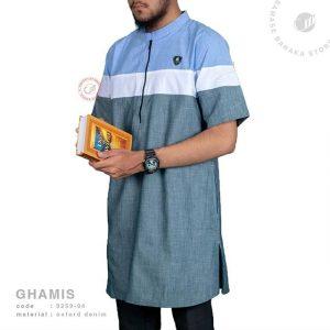 Ghamis Zipper Samase