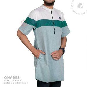 Samase Ghamis Zipper